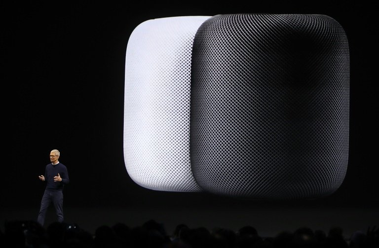 Apple says delayed HomePod speaker ready to go