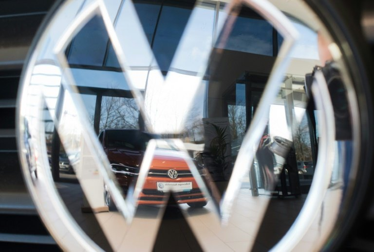 Volkswagen profit roars back two years after 'dieselgate'