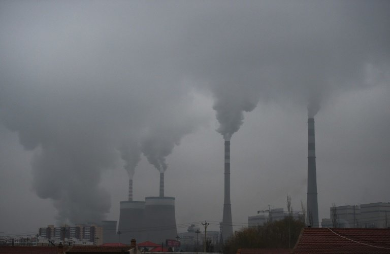 Co2 Emissions Up 2 7 World Off Course To Curb Warming