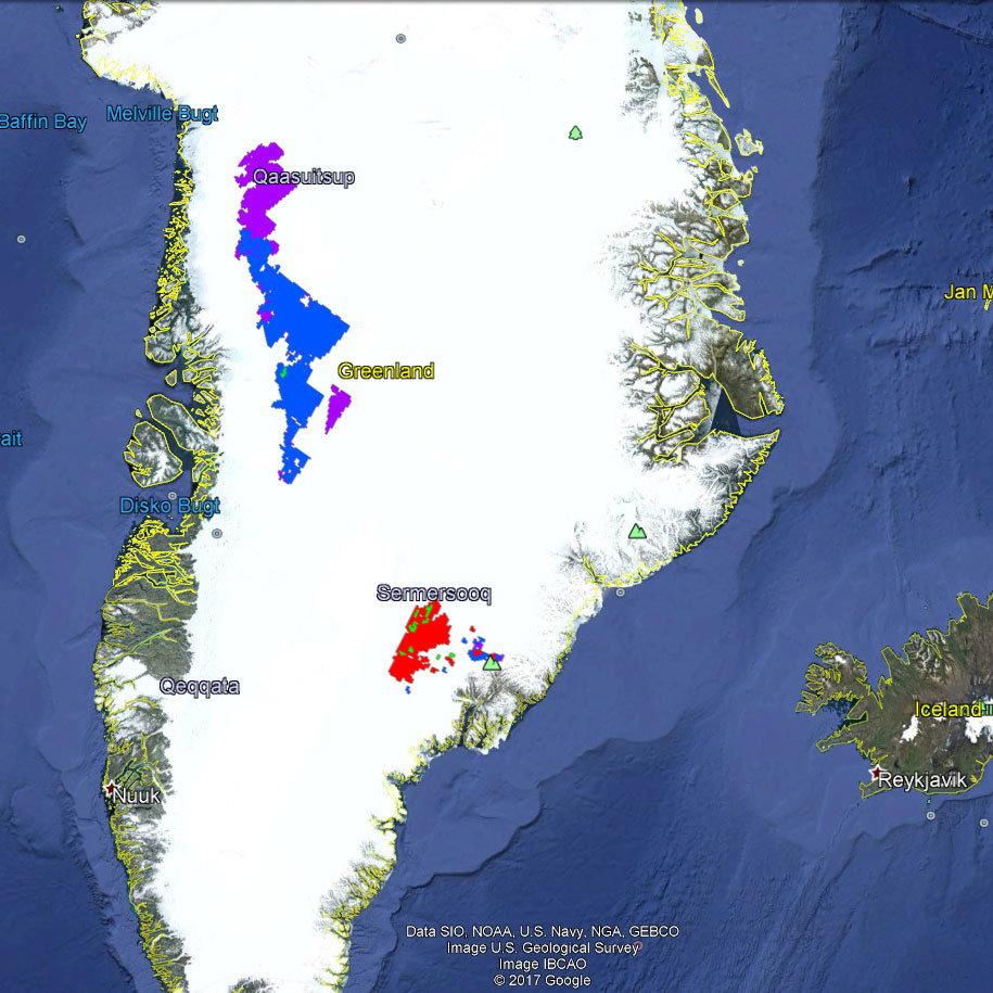 Engineers Improve Accuracy Of Satellite Images - Satellite map sites