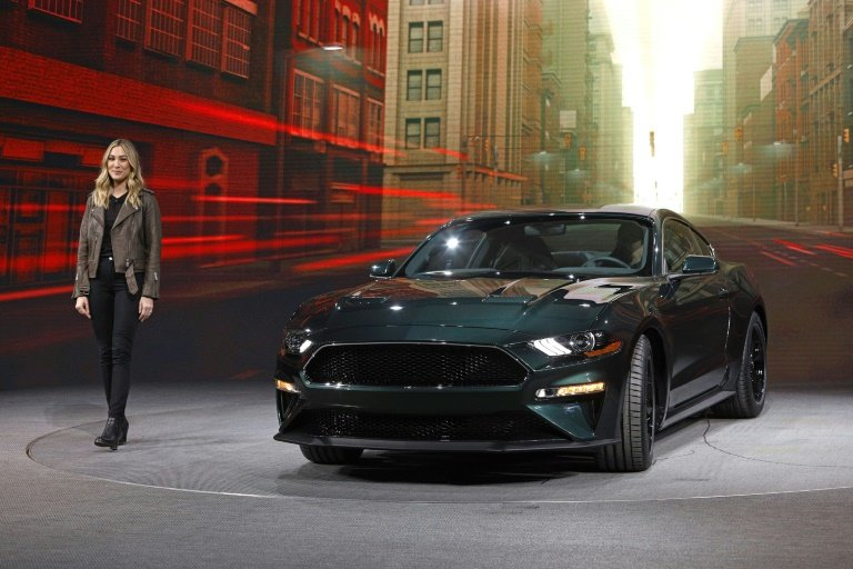 Ford Celebrates Millionth Mustang While Banking On Cars Draw - Ford show car