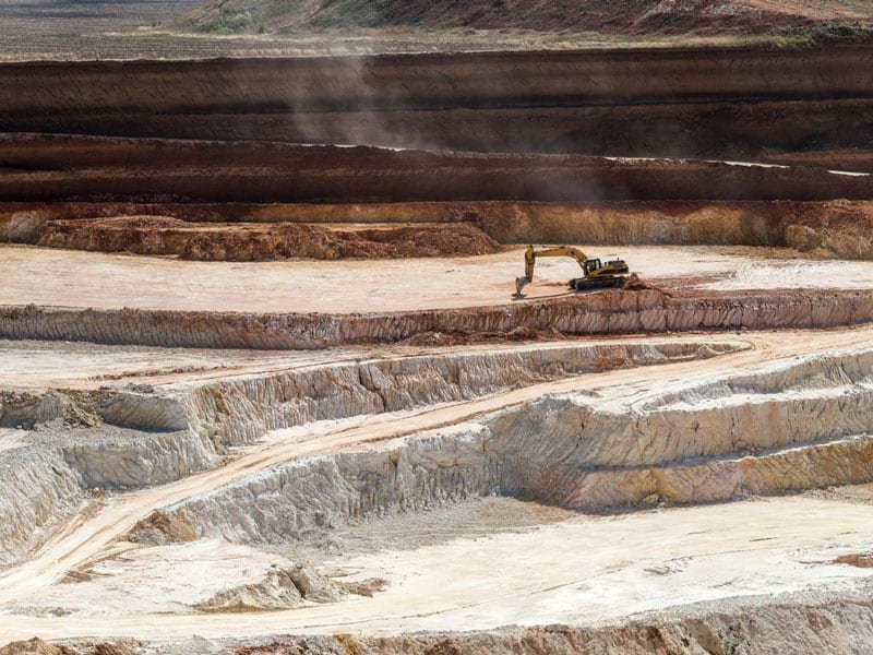 Rare-earth elements discovered in Georgia kaolin mines, study finds