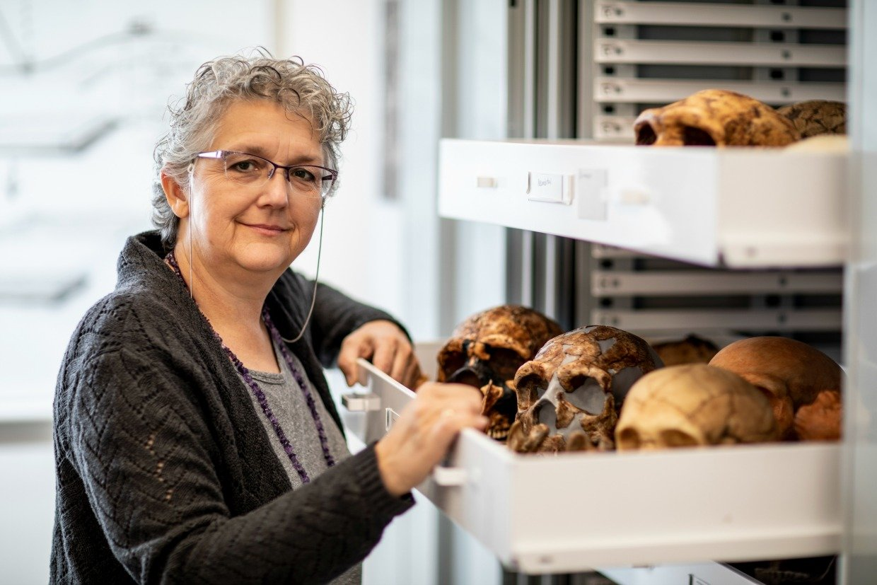 Study reconstructs Neandertal ribcage, offers new clues to ancient human anatomy