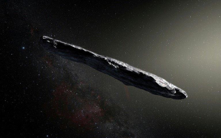 Astrofísico de Harvard não recua na sua afirmação de que há uma nave alien na órbita de Júpiter