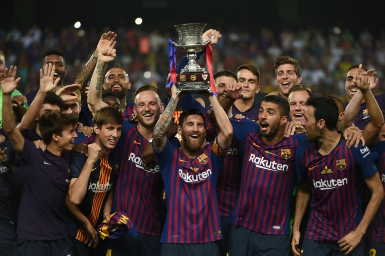 Viewers in the Indian subcontinent will be able to watch for free Barcelona  FC 61dc553b8