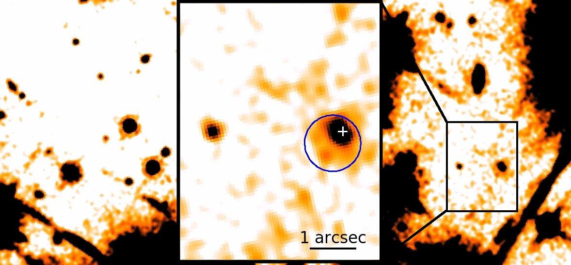 ویژگی ناشناخته پیرامون یک ستاره نوترونی