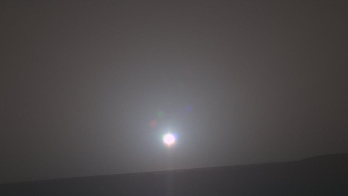 Los científicos capturan el sonido del amanecer en Marte
