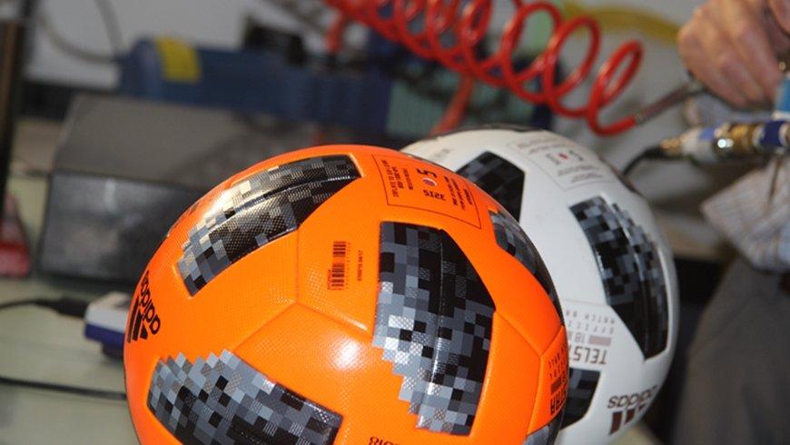 FuГџball Ball Test