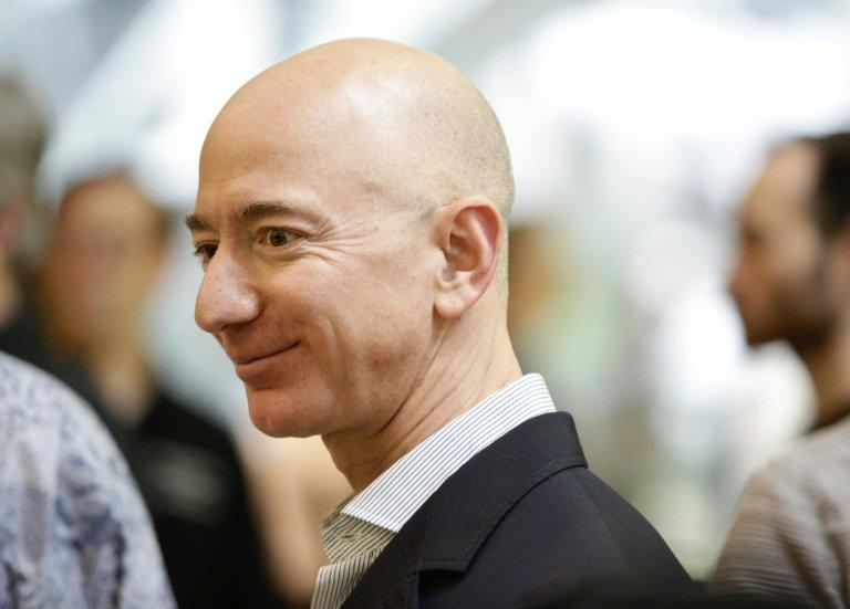 Amazon S Jeff Bezos Unveils 2 Bn Philanthropic Fund