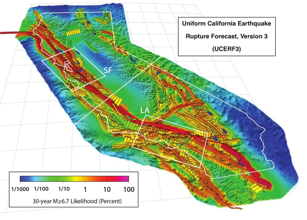 california s other drought a major earthquake is overdue