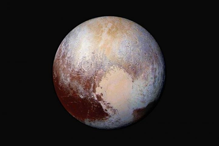 New research suggest pluto should be reclassified as a planet ccuart Images