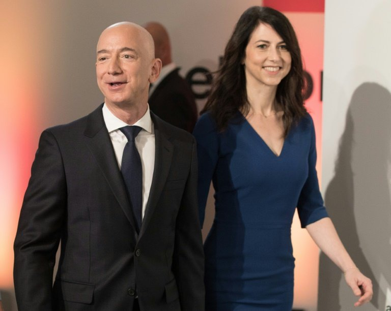As Amazon Slashes Prices Bezos Sees Jump In Wealth