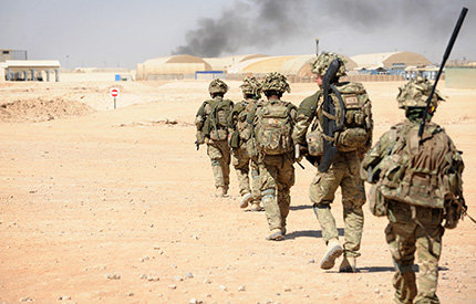 Increase in probable PTSD among British military veterans thumbnail