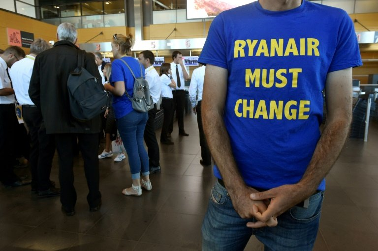 Ryanair Warned To Respect National Labour Laws In Europe