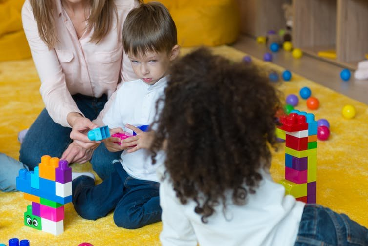 Research shows there are benefits from getting more three-year-olds into preschool
