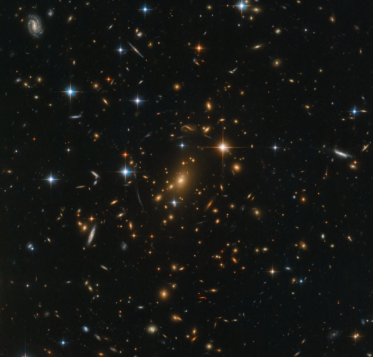 image hubble s treasure chest of galaxies