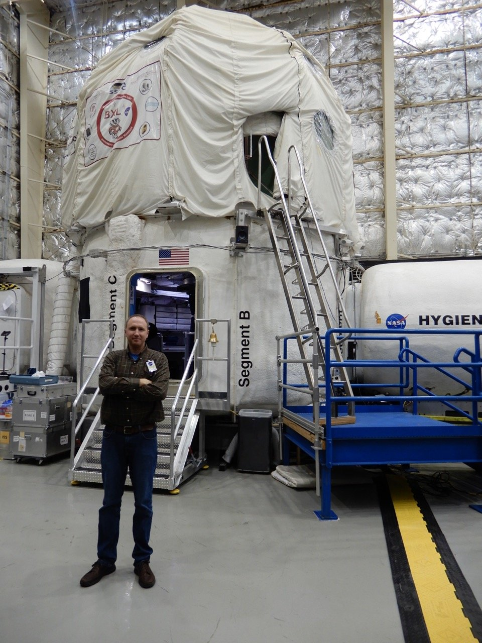 UMass Amherst geoscientist on NASA mission to improve astronaut experience