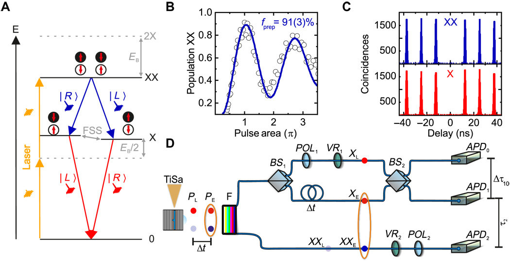 Researchers demonstrate teleportation using on-demand photons from quantum dots