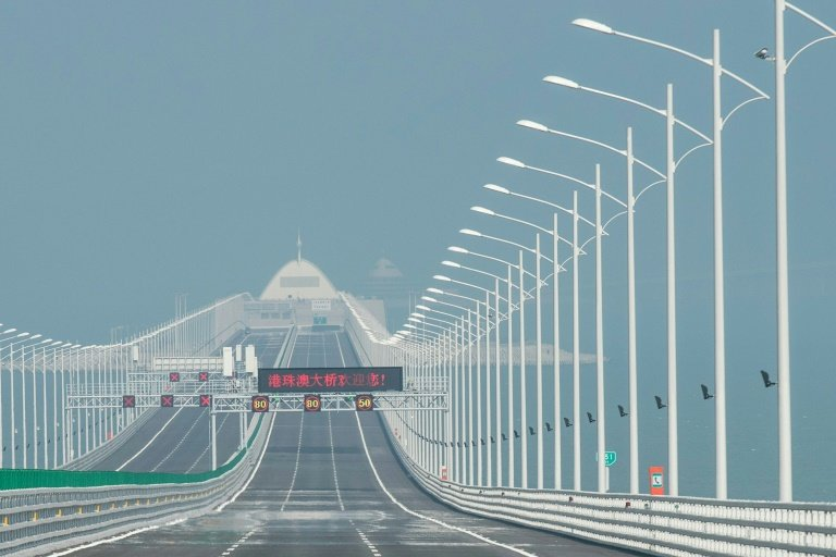 a bridge so far china s controversial megaproject