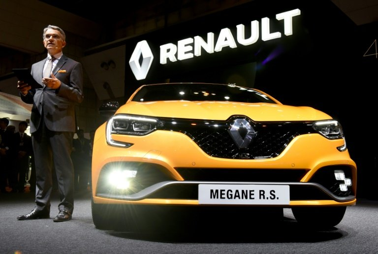 Renault Posts Record Year For Car Sales - Overhaul car show