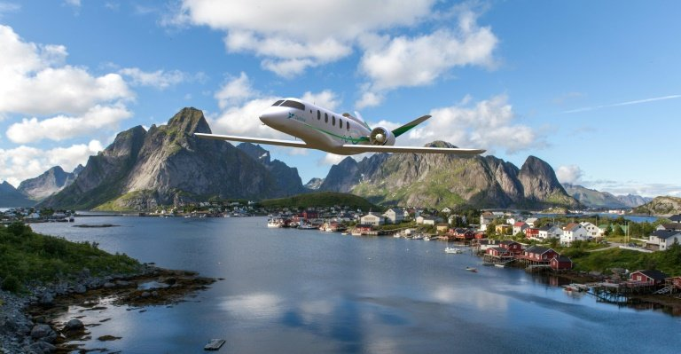Airbus and Boeing are exploring the viability of electric planes