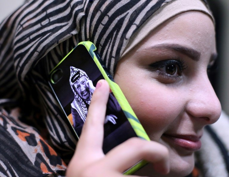 Palestinians get 3G internet after decade-long row