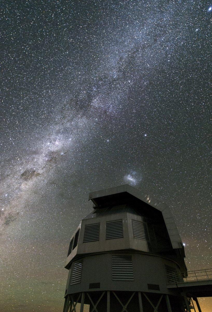 A runaway star in the Small Magellanic Cloud