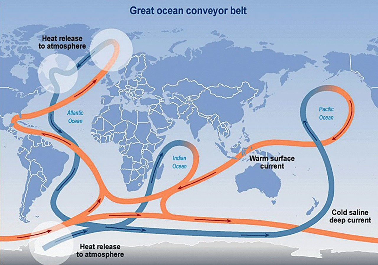 Atlantic ocean circulation at weakest point in more than 1500 years gumiabroncs Images