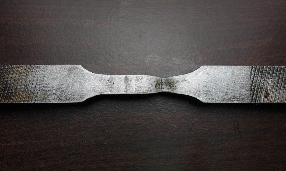 Study analyzes the keys to fragmentation of metallic materials