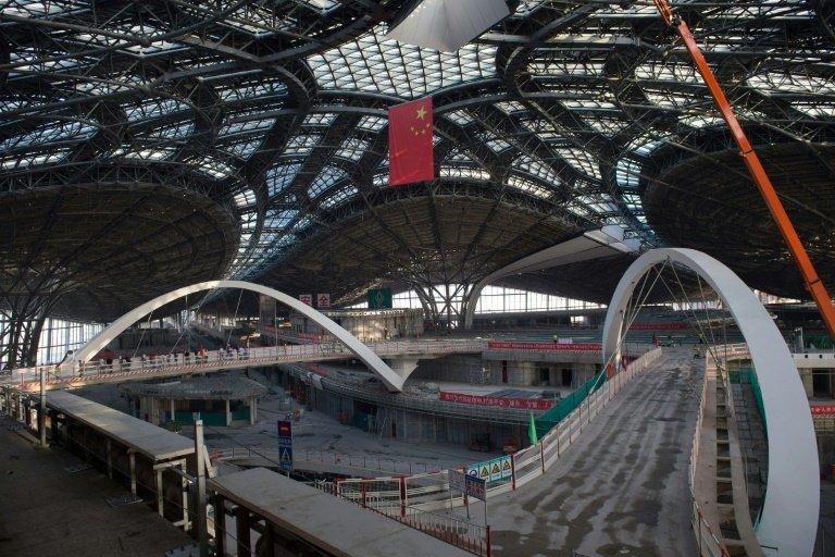 پکن چین فرودگاه جدید بین المللی