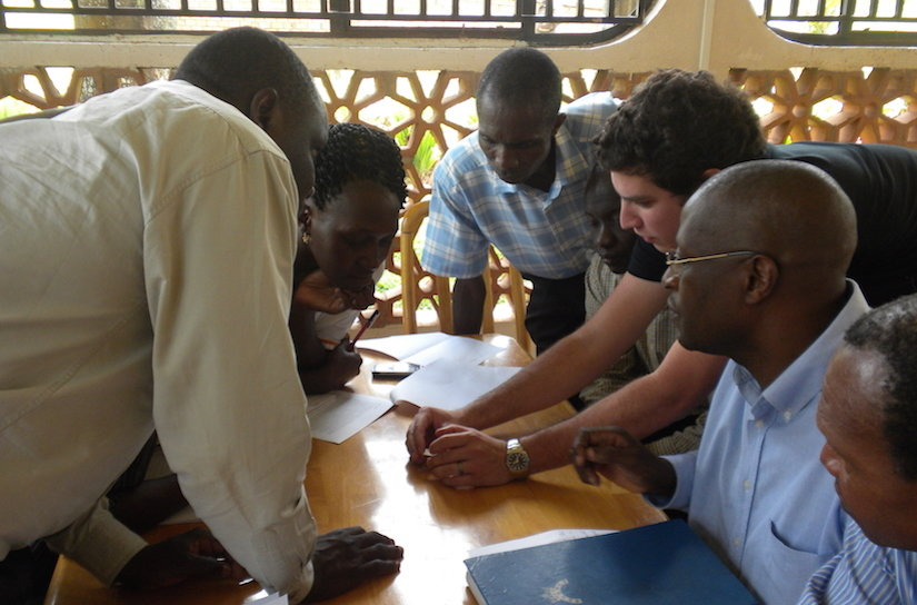 Bringing cheap and accurate tuberculosis tests to Africa on