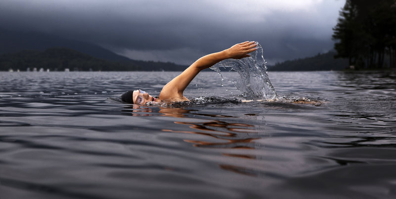 Cold water swimming might ease depression