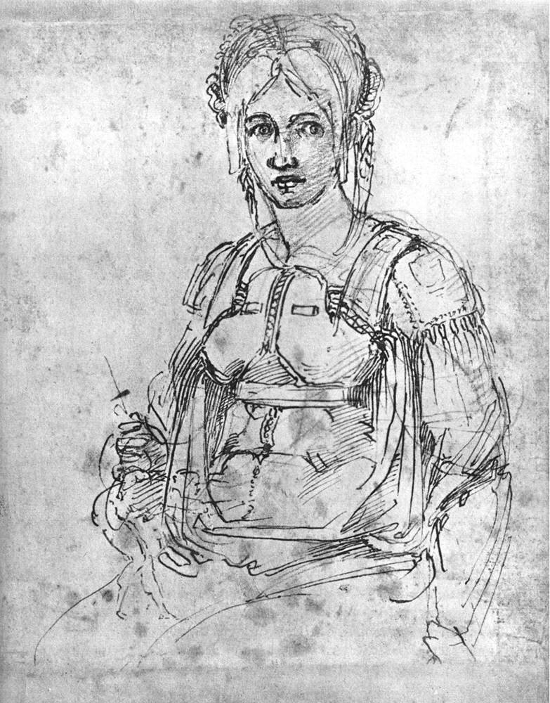 Did Michelangelo include a hidden caricature of himself in one of ...