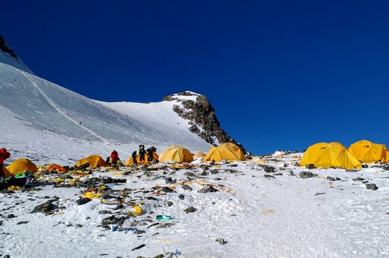 commercialization of mount everest Food, waste, and judgment on mount everest  mount everest has been culturally  which critics link to rampant commercialization and overcrowding by.