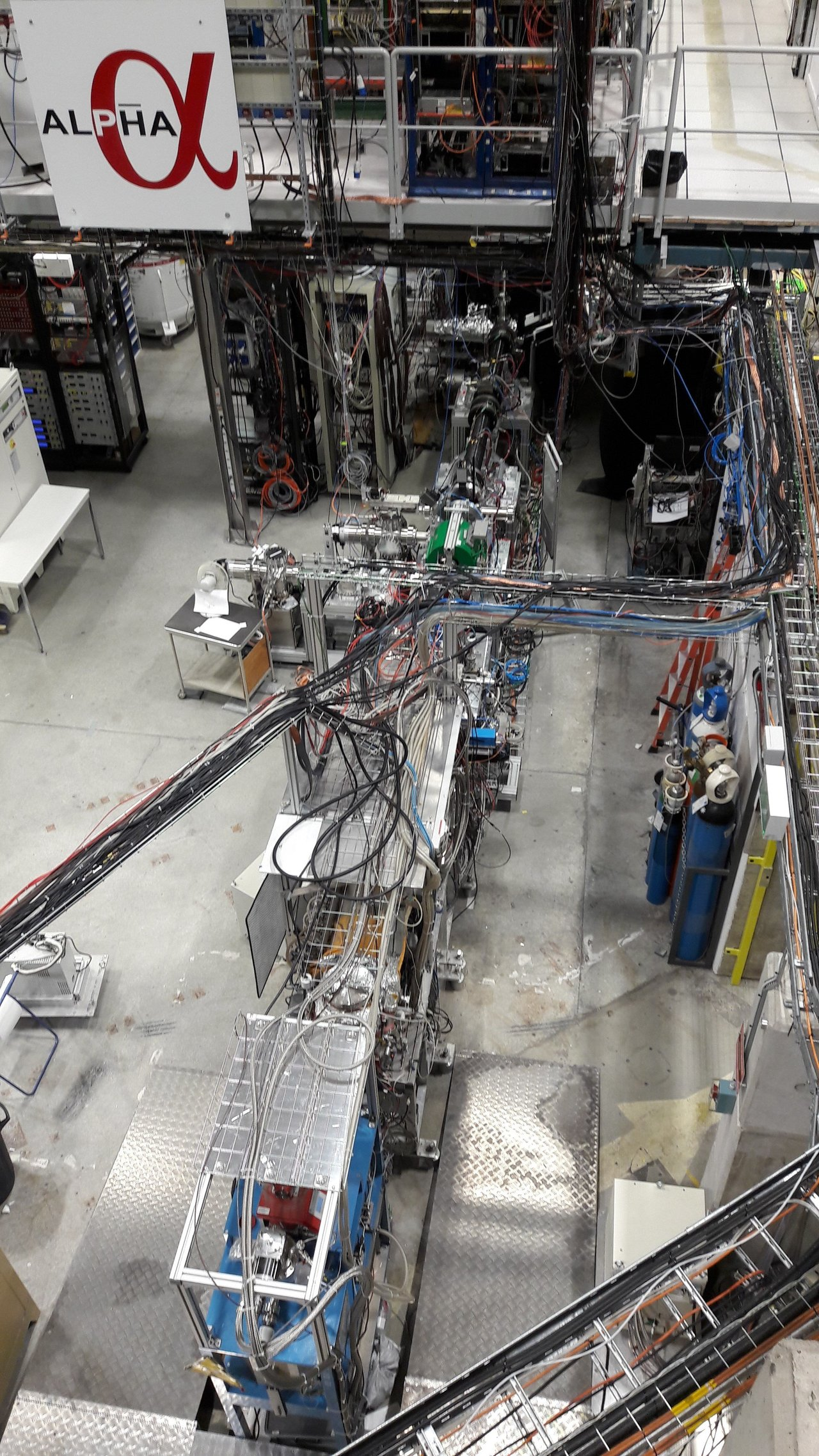 Excited atoms throw light on anti-hydrogen research
