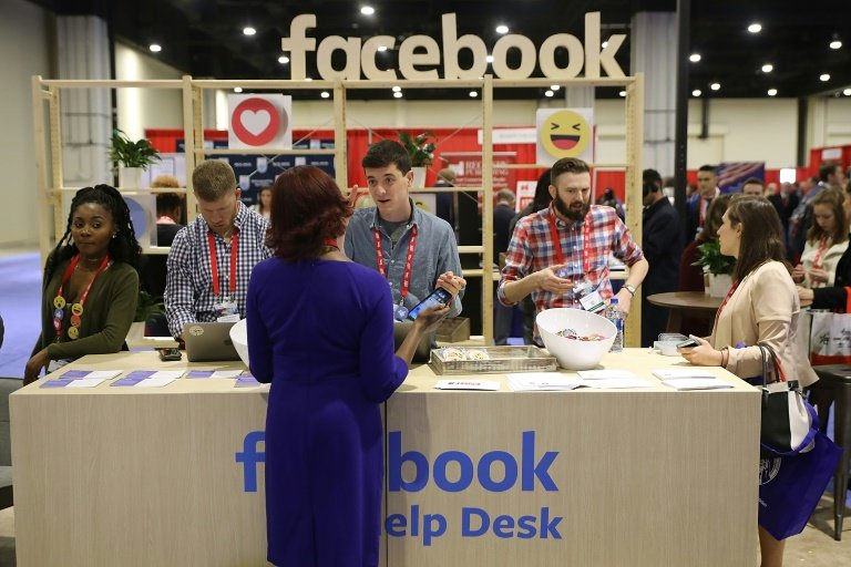 Facebook pulls gun game from conservative gathering