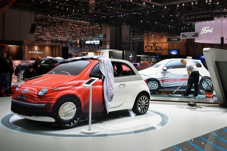 Fiat chrysler news today