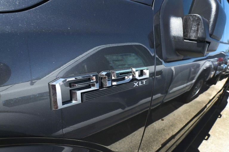 Ford F 150s Were Among The Pickup Trucks Subject To A New Recall Fix Seat Belt Issue That Could Cause Fires