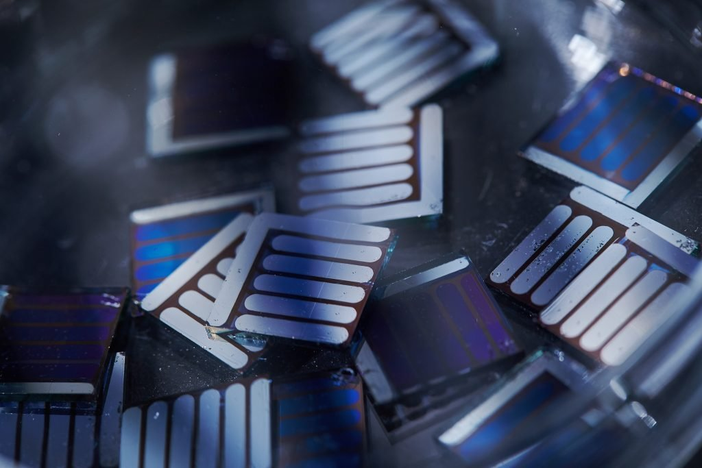 Introducing high-performance non-fullerene organic solar cells