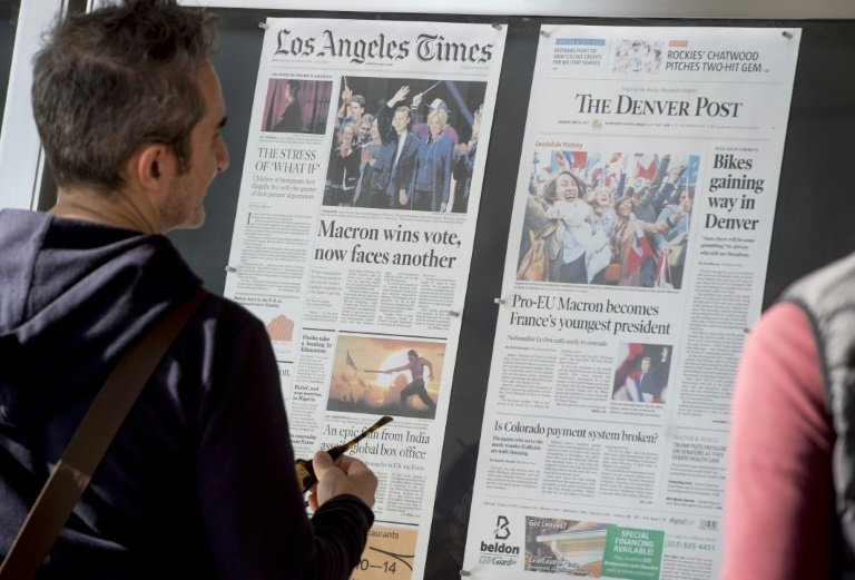 More grim news for US newspapers: survey