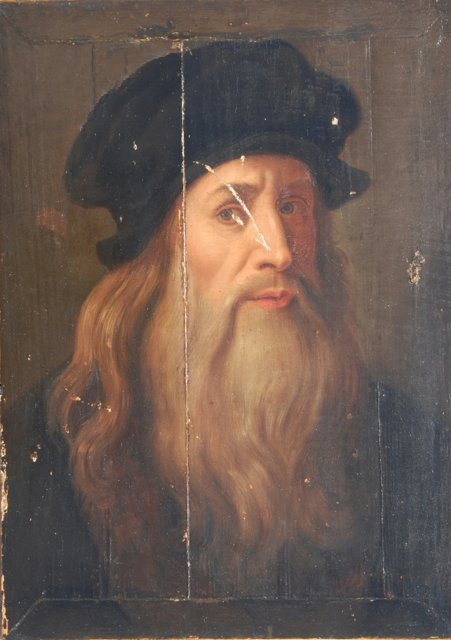 Leonardo da Vinci's take on dynamic soaring