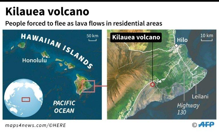 Kilauea Volatile Home Of Hawaii S Volcano Goddess