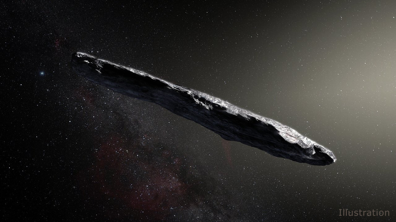 NASA Learns More About Interstellar Visitor  Oumuamua f6b4679dab