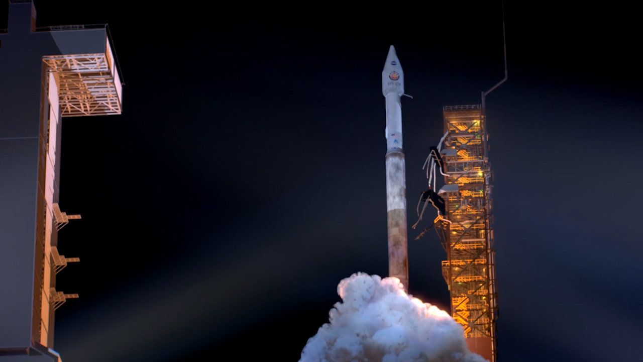 spacecraft on mars 2018 - photo #17