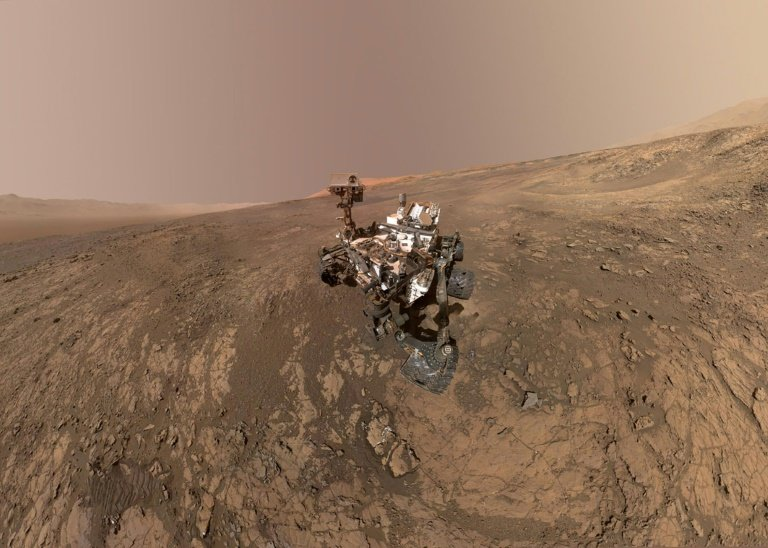first ever mars landing - photo #13