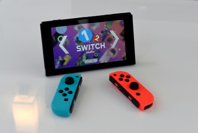 Cardboard Games Part - 22: Nintendo Launched The Switch Console In March 2017, And Aims To Sell 14  Million Units Through March 2018
