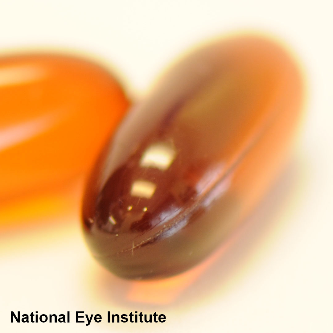 Omega 3s from fish oil supplements no better than placebo for Fish oil dry eyes