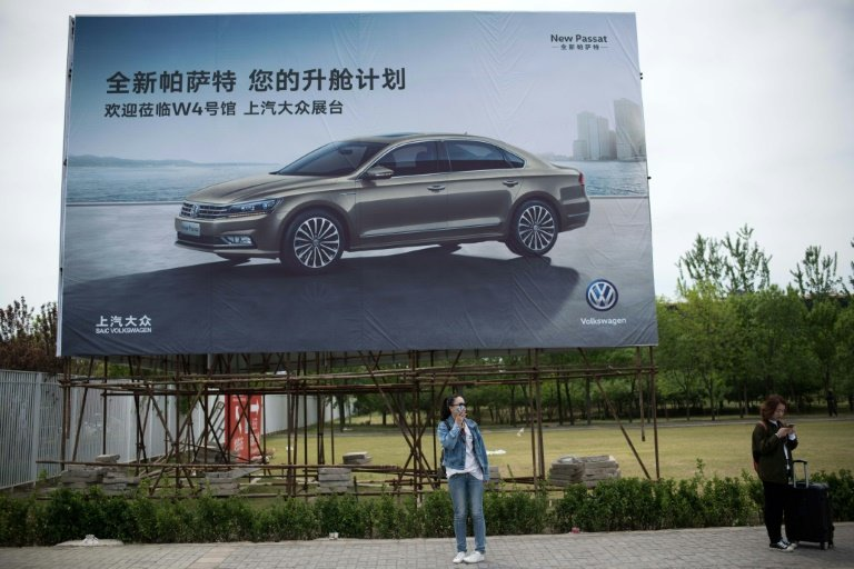 Volkswagen Makes 15 Bn Euro Bet On Electric Cars In China