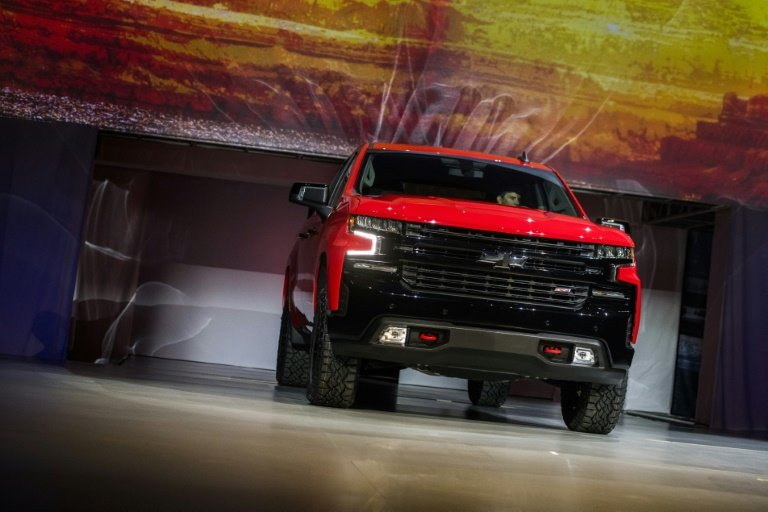 Detroit Auto Show Opens On Sunday - Car show detroit 2018