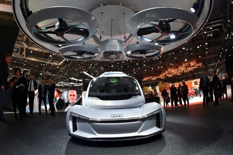 Flying Cars Eye Takeoff At Geneva Motor Show - Next auto show